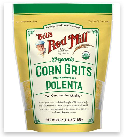 Bob's Red Mill Organic Corn Grits