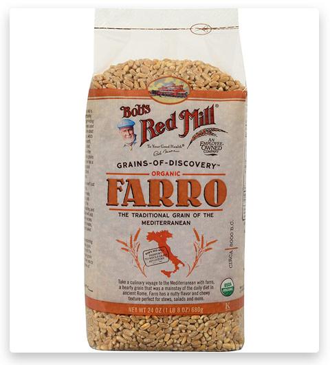 Bob's Red Mill Organic Farro Grain