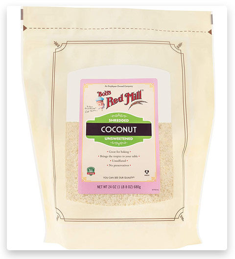 Bob's Red Mill Shredded Coconut Unsweetened