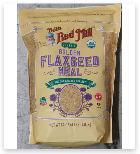 Organic Flaxseed Meal Bob's Red Mill
